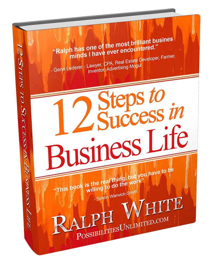 12 Steps to Success in BusinessLife