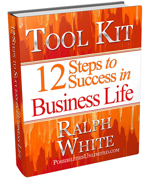 12 Steps to Success in BusinessLife Tool Kit